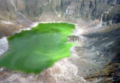 Monitorean actividad sísmica en volcán 'Chichonal'